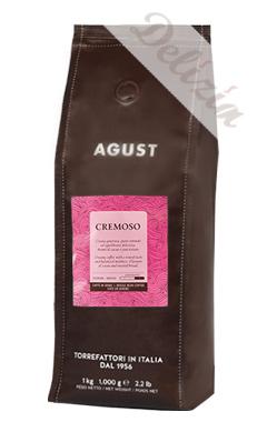 Kawa ziarnista Agust Cremoso 1000g