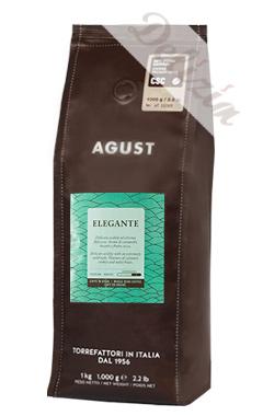 Kawa ziarnista Agust Elegante 1000g