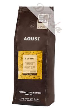 Kawa ziarnista Agust Gentile 1000g