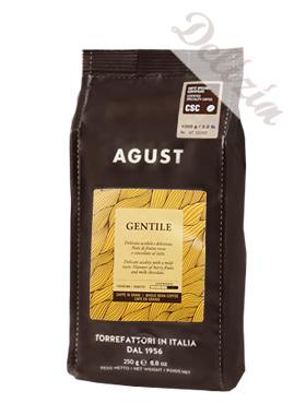 Kawa ziarnista Agust Gentile 250g