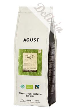 Kawa ziarnista Agust Natura Equa 1000g