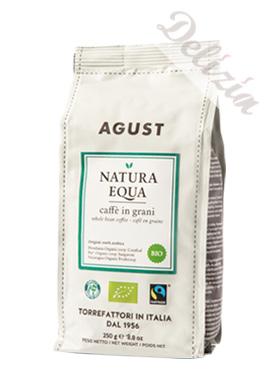 Kawa ziarnista Agust Natura Equa 250g