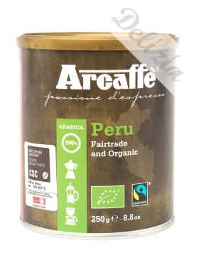 Kawa mielona Arcaffe Peru 250g