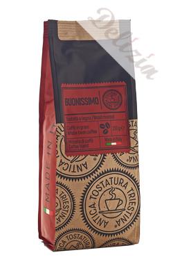 Kawa ziarnista Antica Tostatura Triestina Buonissimo 250g