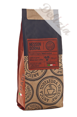 Kawa ziarnista Antica Tostatura Triestina Nessun Dorma 250g