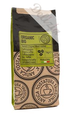 Kawa ziarnista Antica Tostatura Triestina Organic 1000g