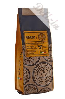 Kawa ziarnista Antica Tostatura Triestina Risvegli 250g