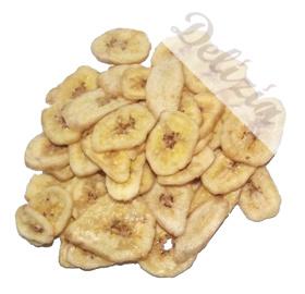 Chipsy bananowe 500g