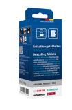 Tabletki odkamieniające Bosch Siemens 6szt
