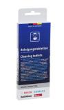 Tabletki czyszczące Bosch Siemens 10szt