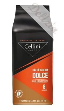 Kawa ziarnista Cellini Crema Dolce 1000g