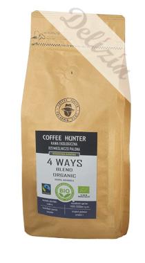 Kawa ziarnista Coffee Hunter 4 Ways Blend 1000g