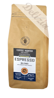 Kawa ziarnista Coffee Hunter Espresso Blend 1000g