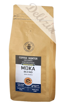 Kawa ziarnista Coffee Hunter Moka Blend 1000g