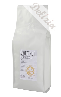 Kawa ziarnista Coffee Roasters Sweet Nut Espresso 1000g