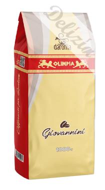 Kawa ziarnista Giovannini Olimpia 1000g