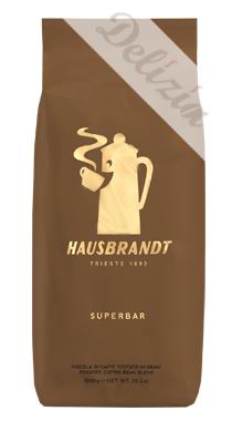 Kawa ziarnista Hausbrandt Superbar 500g