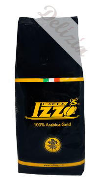 Kawa ziarnista Izzo Gold 1000g