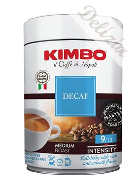 Kawa mielona Kimbo Decaffeinato 250g