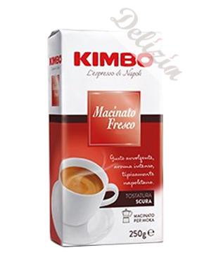 Kawa mielona Kimbo Macinato Fresco 250g