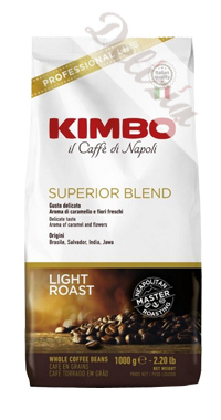 Kawa ziarnista Kimbo Superior Blend 1000g