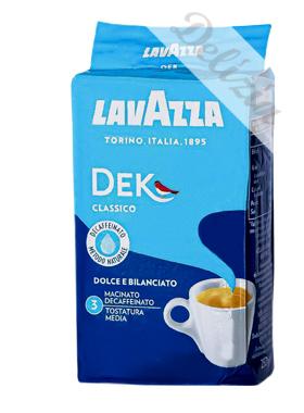 Kawa mielona Lavazza Dek 250g