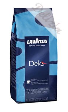 Kawa ziarnista Lavazza Dek 500g