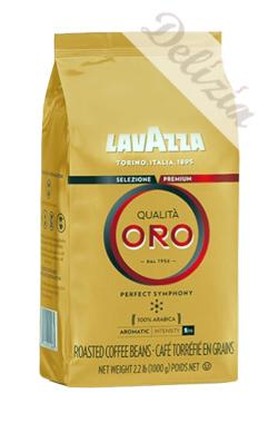 Kawa ziarnista Lavazza Qualita Oro 1000g