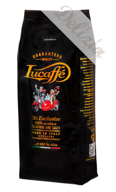 Kawa ziarnista Lucaffe Mr. Exclusive 1000g