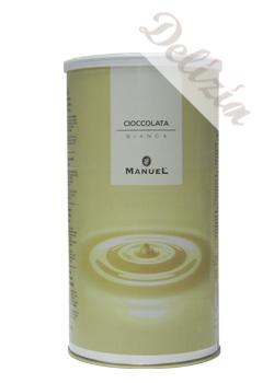 Czekolada Manuel Cioccolata Bianca 1000g