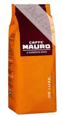 Kawa ziarnista Mauro De Luxe 1000g