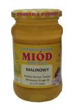Miód malinowy 500g