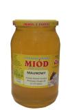 Miód malinowy 1250g
