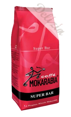 Kawa ziarnista Mokarabia Super Bar 1000g