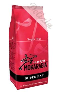 Kawa ziarnista Mokarabia Super Bar 1000g