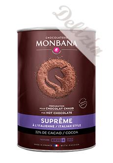 Czekolada Monbana Supreme 1000g