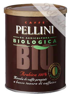 Kawa mielona Pellini Bio 250g