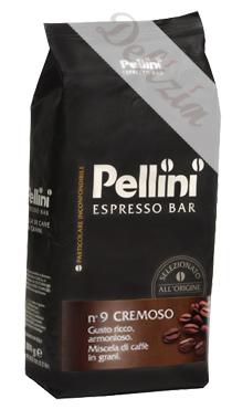 Kawa ziarnista Pellini Espresso Cremoso 1000g