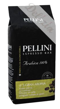 Kawa ziarnista Pellini Espresso Gran Aroma 1000g