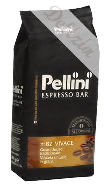 Kawa ziarnista Pellini Espresso Vivace 1000g