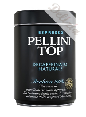 Kawa mielona Pellini Top Decaffeinato 250g