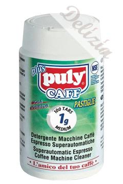 Tabletki czyszczące Puly Caff Plus 100szt