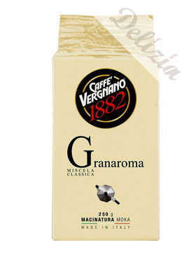 Kawa mielona Vergnano Gran Aroma 250g
